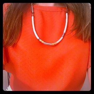 J. Crew summer necklace new